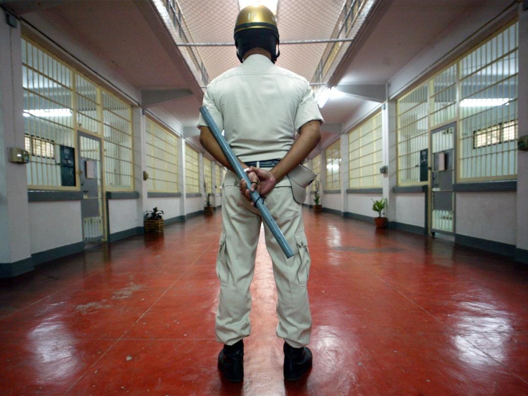 В'язниця в Таїланді