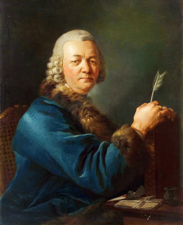 Якоб фон Штелін