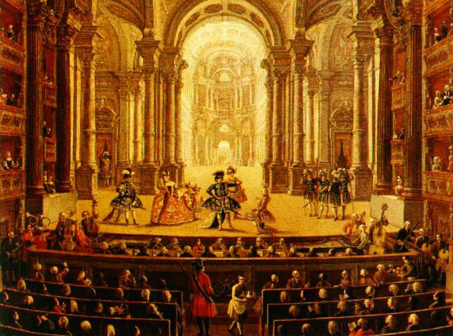 Італійська опера в Санкт-Петербурзі