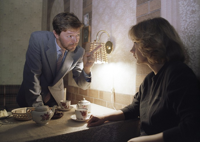 Кадр з фільму «Самотня жінка бажає познайомитися»
