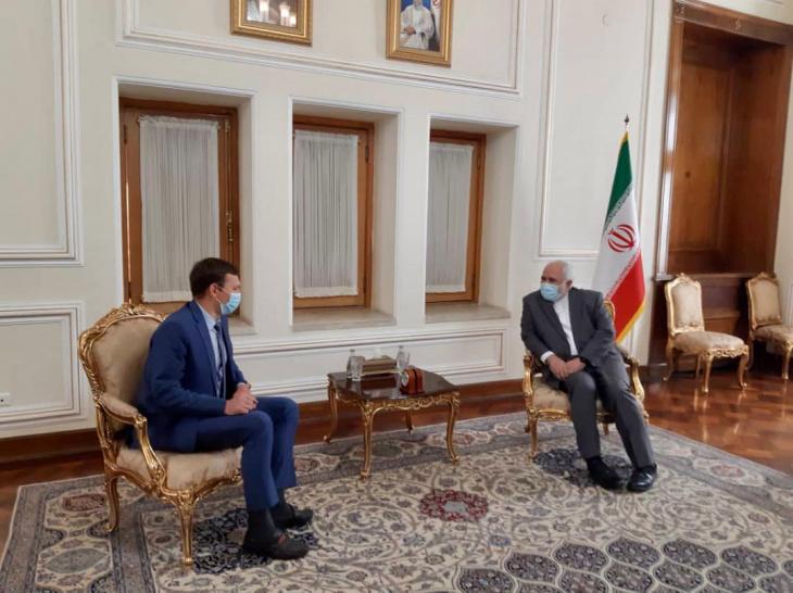 МИД: Украина приветствует решение Ирана взять на себя всю ответственность за сбивание самолета МАУ