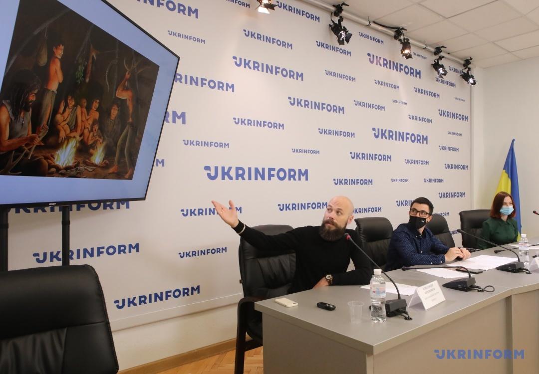 Для детей создали мобильное приложение об украинской мифологии