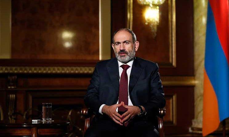 Пашинян заявив про вичерпаність дипломатичних методів