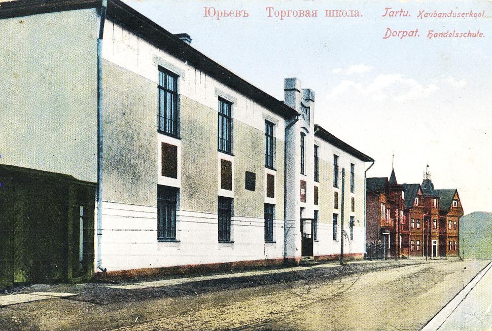Чоловіча гімназія у Дорпаті