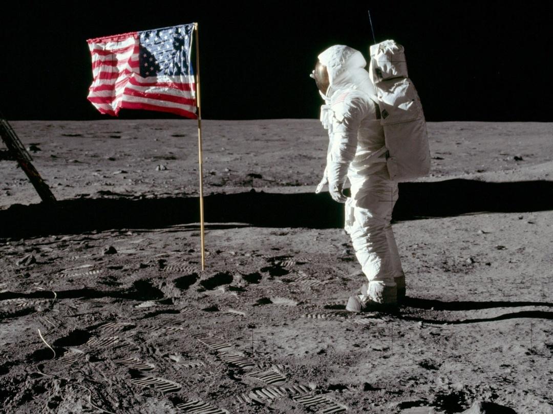 Нил Армстронг / Фото: NASA