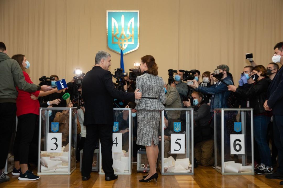 Фото: Петро Порошенко, Твіттер