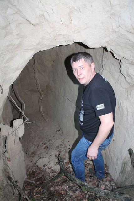 При создании 3D-модели Трахтемировского полуострова нашли оборонительные сооружения и пещеру