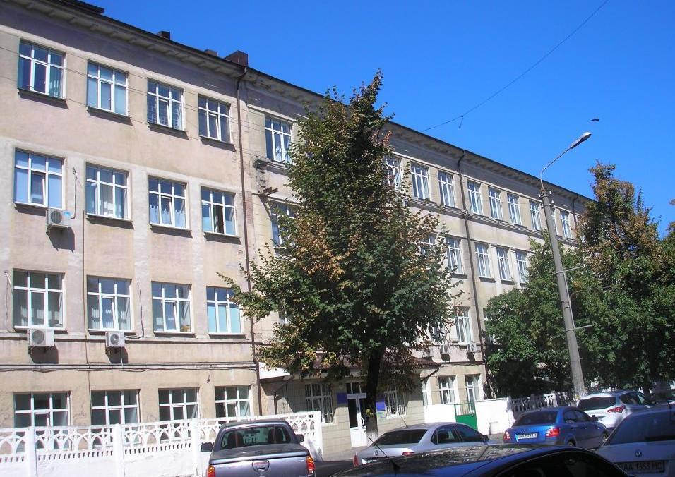 Київська клінічна лікарня №15