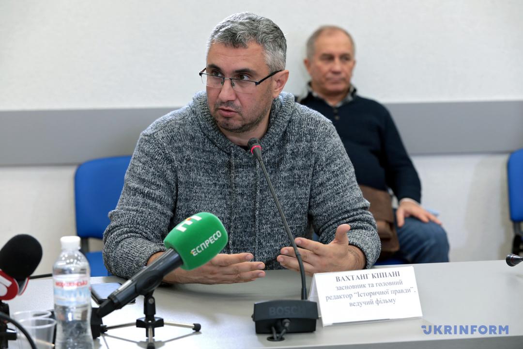 Вахтанг Кипиани