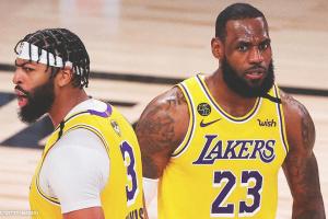 """""""Лейкерс"""" разгромили """"Майами"""" в первом матче финала НБА"""