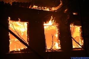 В зону пожаров на Луганщине попал 31 населенный пункт