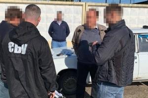 СБУ викрила посадовця мерії Подільська на підкупі членів виборчкому