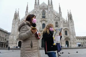 Столичний регіон Італії вводить комендантську годину через збільшення випадків COVID-19