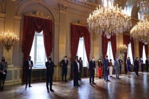 Новое правительство Бельгии приняло присягу перед королем