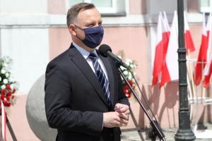 Дуда пропонує накласти європейські санкції на Газпром