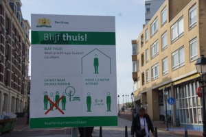 У Нідерландах можуть ввести комендантську годину