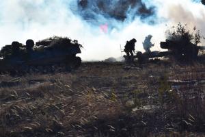 Окупанти від початку доби двічі зривали «тишу» на Донбасі