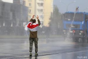 242 Menschen bei Protesten der Opposition in Belarus festgenommen