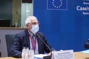 ЕС настаивает на выполнении «Минска» как условия достижения мира в Украине – Боррель
