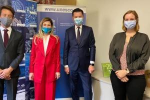 Джапарова обсудила в ОБСЕ вопрос оккупированного Крыма и Донбасса