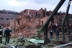 ЕС направляет гуманитарную помощь в Нагорный Карабах