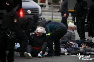 Лукашенко - про жорсткий розгін протестуючих: «Це був мій наказ»