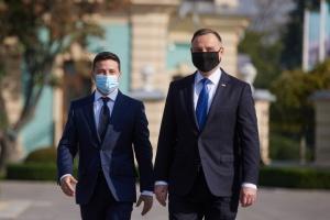 Wizyta Andrzeja Dudy na Ukrainie: partnerstwo strategiczne w działaniu