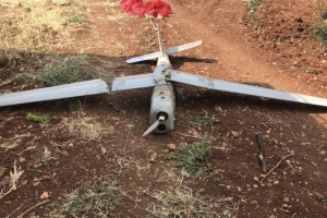 Лінію зіткнення цього тижня перетнули два дрони окупантів - штаб ООС