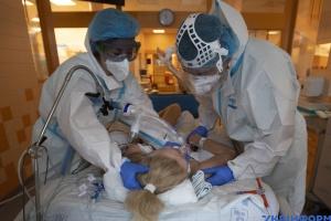 Na Ukrainie zarejestrowano 5469 nowych przypadków koronawirusa
