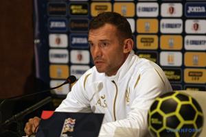 В матчі Україна – Австрія ніхто не гратиме на нічию – Шевченко