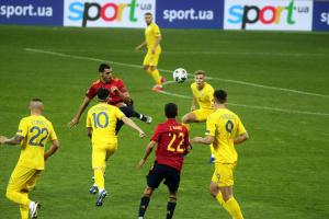 【サッカー】ウクライナ大金星 首位スペインに1-0で勝利=欧州ネーションズリーグ