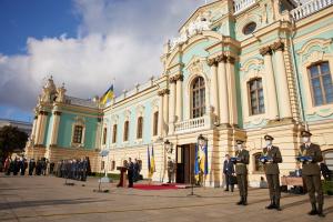 «Тиша» на Донбасі триває вже 80 днів - Зеленський