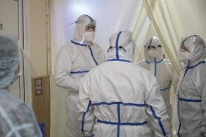 10月22日時点 ウクライナ国内新型コロナ新規確認数7053件 連日過去最多