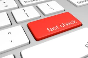 Faktenchecker sind Ermittler des Journalismus