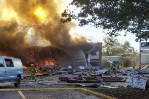 У США в торговельному центрі стався вибух, є поранені