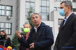 Фантастика, приключения и история: Ткаченко рассказал об украинской карте кинолокаций