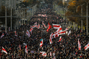 """Білорусь-2020: опозиція не втихомирена, """"багнети"""" не порозумнішали"""