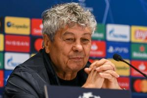 Луческу: Матч з Ювентусом буде важливим для зростання молодих гравців