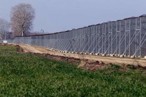 Греція планує звести ще 26 кілометрів «стіни» на кордоні з Туреччиною