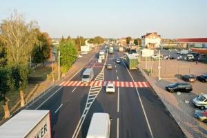 На Винниччине отремонтировали участок дороги международного значения М-12