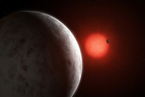 Астрономи виявили дві екзопланети, які обертаються навколо «червоного карлика»