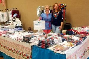 Українка розповіла, як відкрила магазин вишиванок у США
