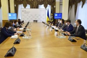 Венедіктова розповіла представникам Ради Європи про переатестацію прокурорів