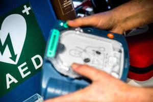 У Нідерландах на залізничних станціях встановлять дефібрилятори