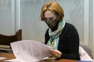 Справа Шеремета: суд долучив два томи доказів захисту Кузьменко