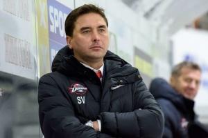 Сергій Вітер пішов з посади головного тренера збірної України з хокею