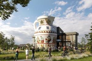 На Прикарпатье появится музей-дзбан с мини-кинотеатром и гончарными мастерскими