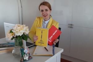 Українка написала підручники для підготовки до держіспиту з англійської для випускників турецьких шкіл