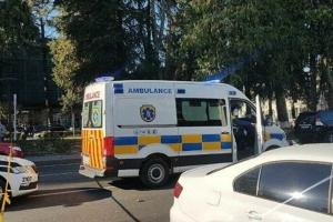 Нападение на «Банк Грузии»: часть заложников освободили с помощью пожарного крана