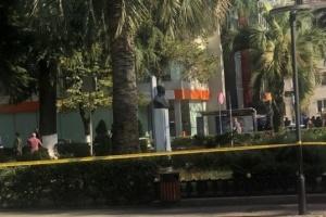 Грабитель «Банка Грузии» освободил трех заложников и озвучил требования